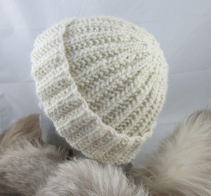 Alpaca Hat - pinned by pin4etsy.com