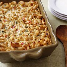 WeightWatchers.fr : recette Weight Watchers - Gratin de pâtes au thon