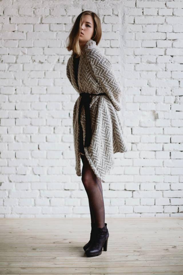 Úpletový svetr