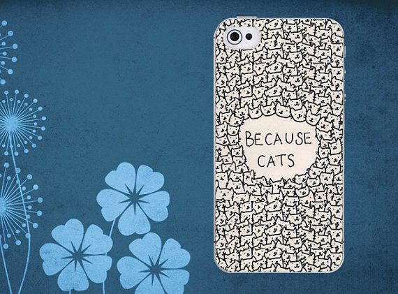 iphone 5 many cats iphone cases for hard case (13) sur Etsy, CHF0.95