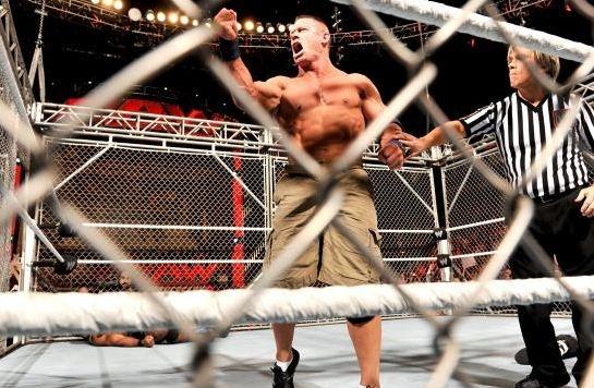 Raw 1/14/13: John Cena Vs Dolph Ziggler