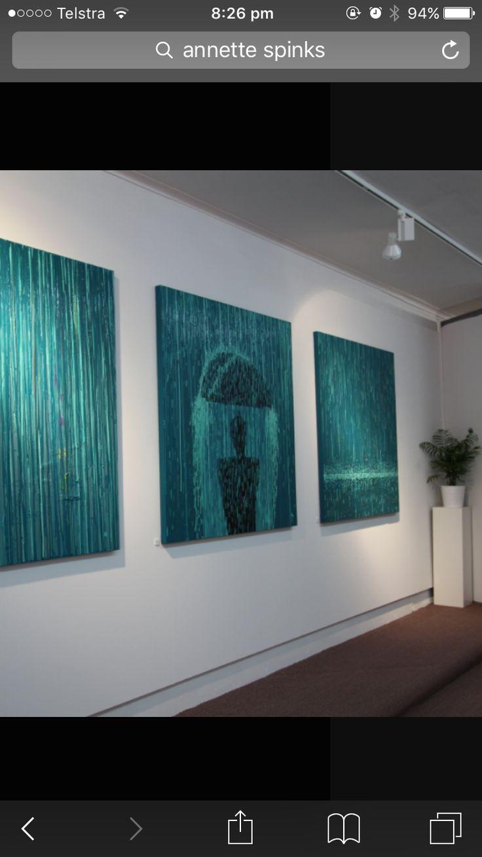 Rain Series Exhibition