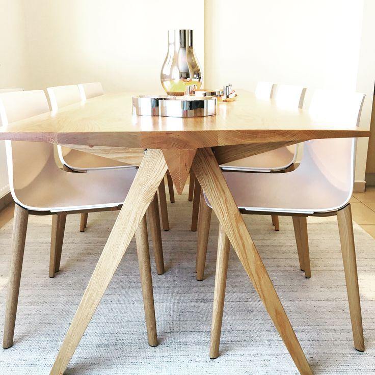 #diningtable #wood #oak #design #home #georgjensen #philippic