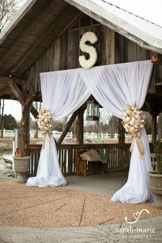 45 Chic Rustic Burlap And Lace Wedding Ideas Inspiration Elegant Outdoor Barn Weddings