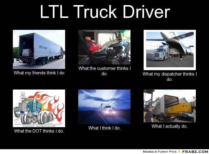 17 Best images about Trucking – Ltl Driver