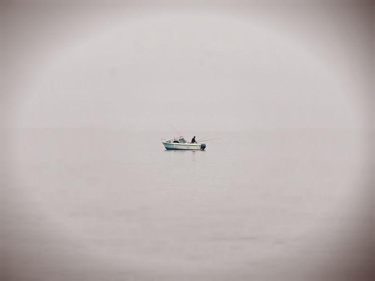 A fisher.. #lakegarda #gardautunno @GardaConcierge