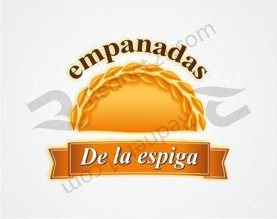 Diseño de Logotipo para Empanadas La Espiga. (Uruguay)