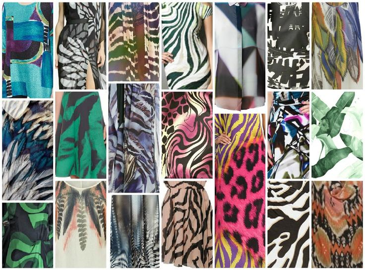prints for FN Flamboyant Natural by Kibbe - place your face foto onto collage