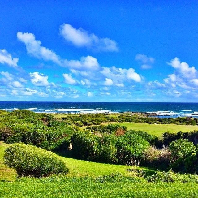 King Island, located in Bass Strait off the north-west coast of Tasmania.