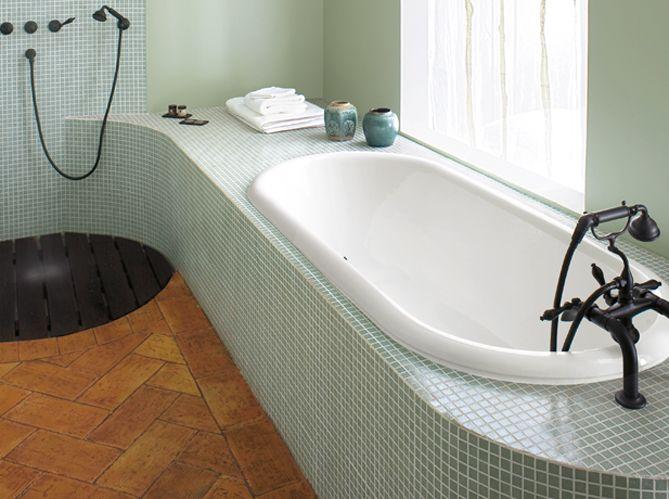 25 best ideas about tablier de baignoire on pinterest tablier baignoire b - Dessous de baignoire ...