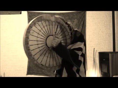 Tamburo Sciamanico Suonare o solo ascoltare il Ritmo della Vita - YouTube