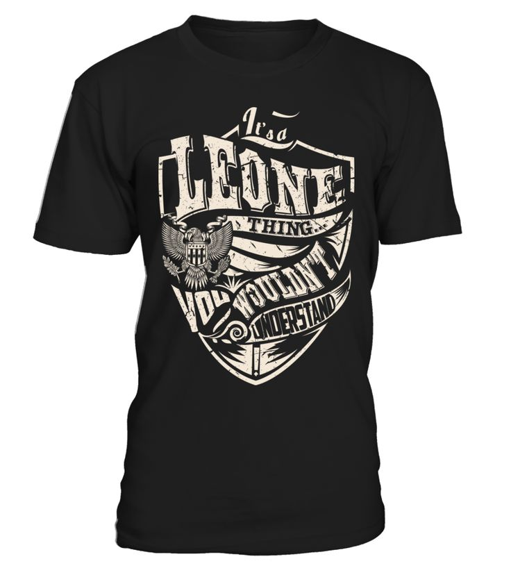 It's a LEONE Thing