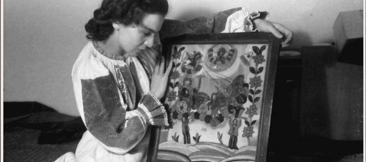 Fotografii rare cu Maria Tănase din anii '40