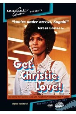 """September 11, 1974: """"Get Christie Love"""" starring Teresa Graves as an undercover Los Angeles police detective premieres on ABC-TV. 
