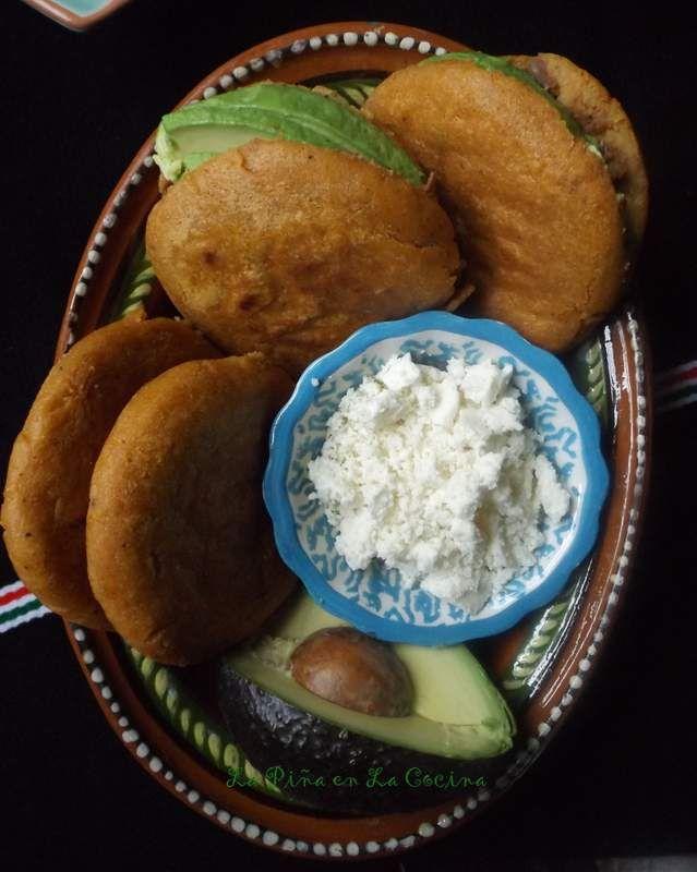 Gorditas de Maiz. New Blog Post. #lapiñaenlacocina #gorditasdemaiz