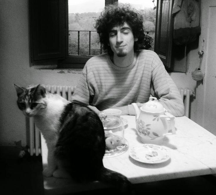 tea, biscuits and cats. nuovo brano da http://marcopasquariello.blogspot.it/