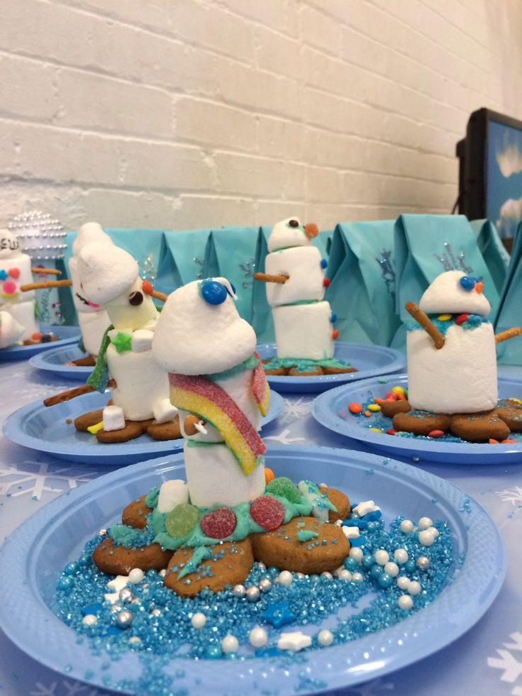 Some of the amazing snowman creations