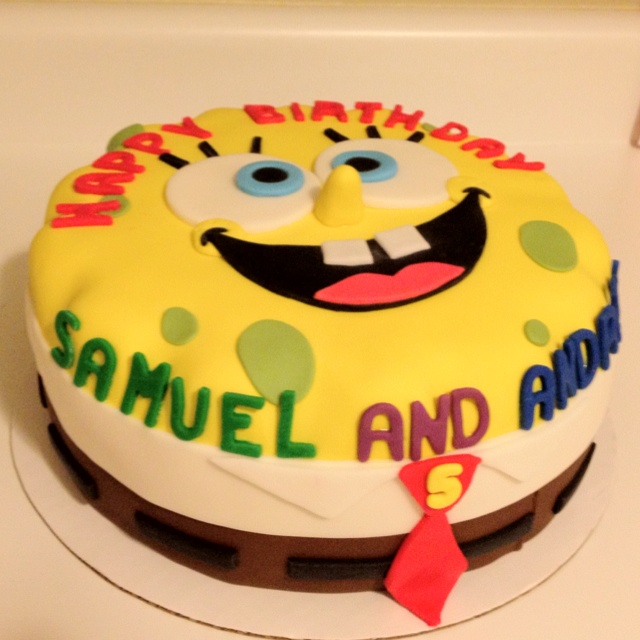 32 best SpongeBob CaKeSSSsss images on Pinterest Spongebob