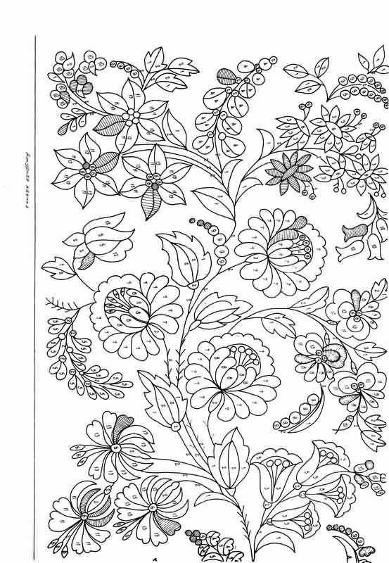 цветочный контурный рисунок: 15 тыс изображений найдено в Яндекс.Картинках