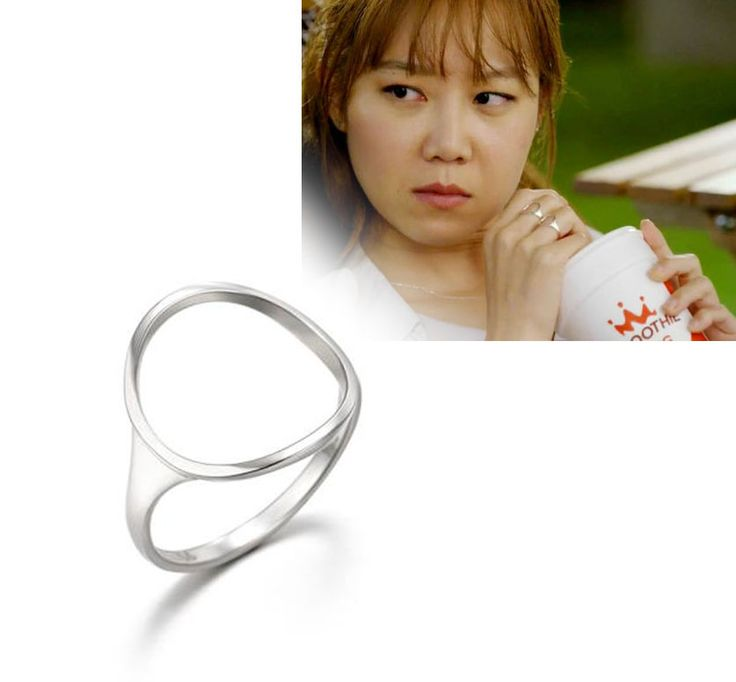 J.ESTINA RED model Gong Hyo-jin It's Okay, That's Love Mystere Rond #1 Ring EMS #JESTINARED #RingHarness