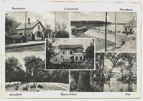 ITTHON VAGY - NÉZZ KÖRÜL NÁLUNK...: Dunaalmás 1900- körül / Folytatás a posztban