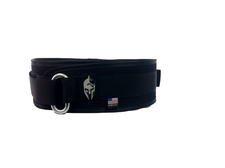 Brute Force Competition Weight Lifting Belt | Black