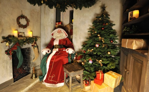 Santa's grottos in London – Christmas in London