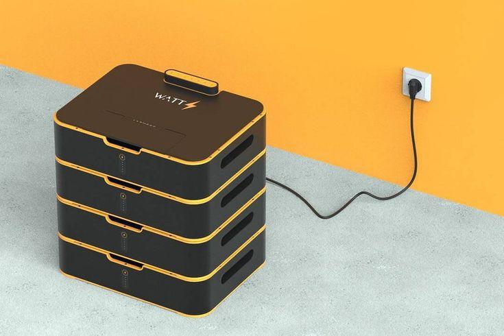 Watts se presenta como una alternativa mas económica a las Powerwalls de Tesla http://bit.ly/2qEQx5D