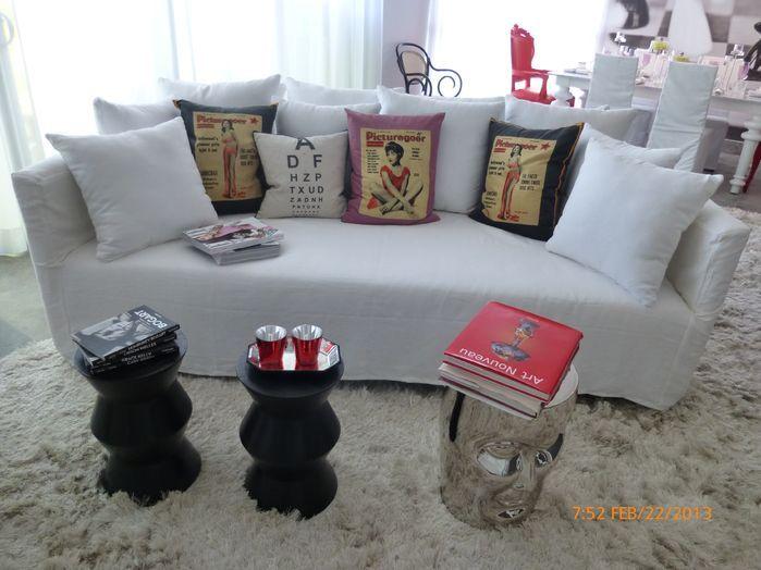 YOO Panama   Contemporary   Living Room   Images By Urvan Studios