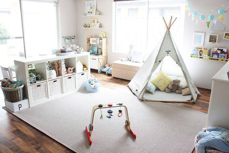 Blog da Carlota: O quarto de brincar