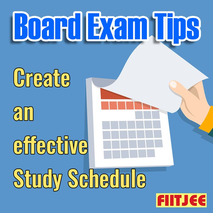8 best Board Exam Tips images on Pinterest Tips, Dates and It is - study timetable