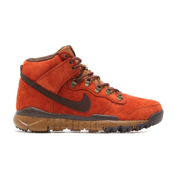 Poler x Nike SB Dunk High OMS -orange shoes is love!