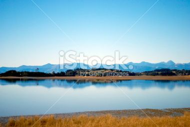 Moutere Inlet, Motueka, Tasman Region, New Zealand Royalty Free Stock Photo