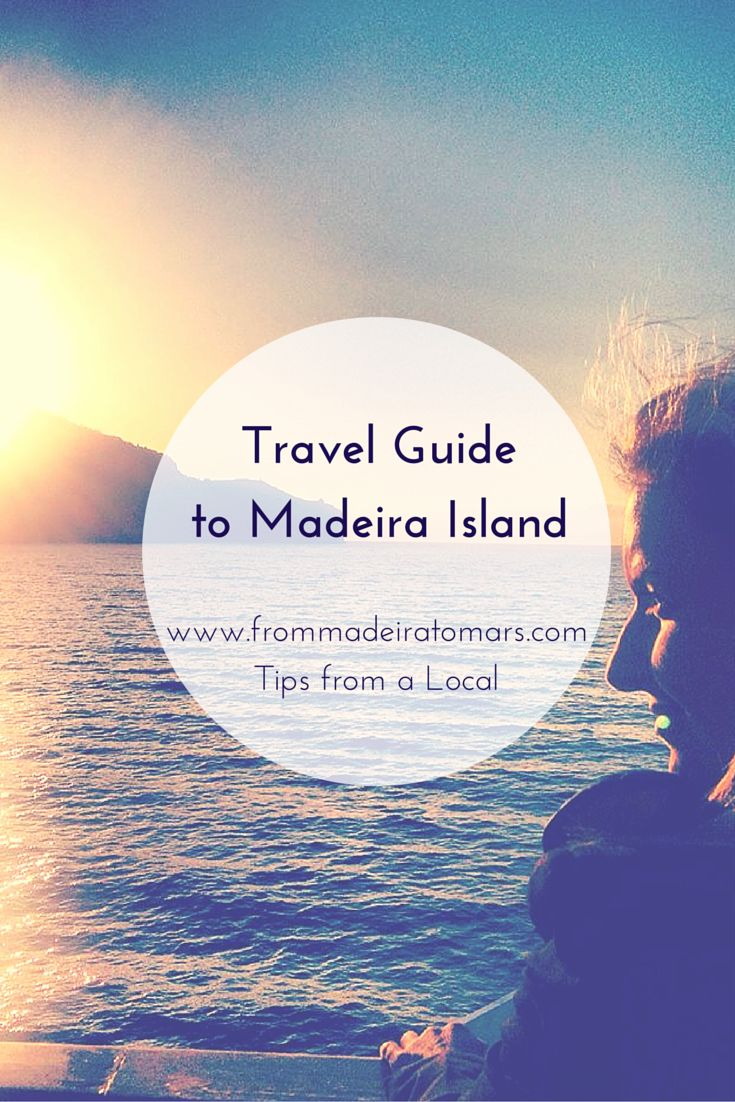 Free Travel Guide To Madeira Great places to eat, see, drink and enjoy – tips from a local! (I did this guide once for a friend of a friend that came to Madeirafor the first time, a few mont…