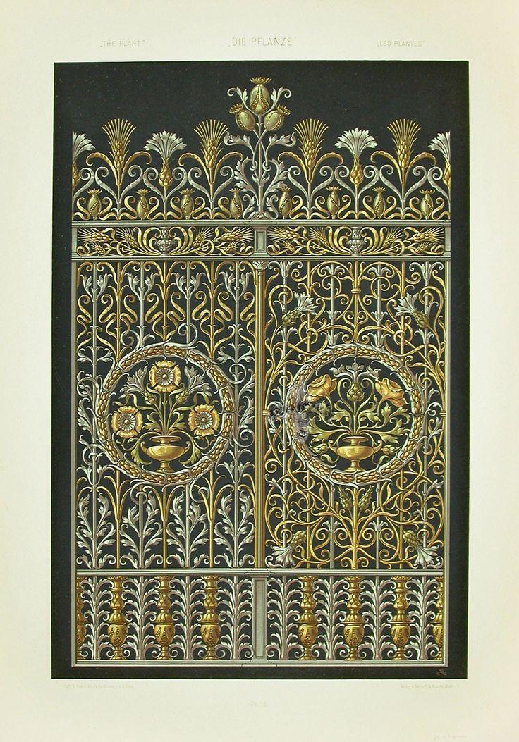 Anton Seder | Decorative Ironwork.
