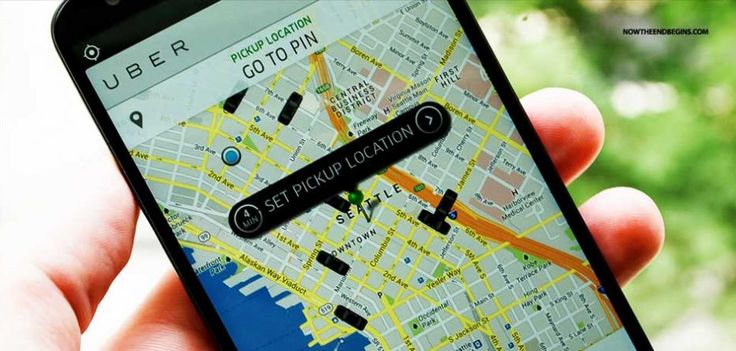 UBER TAXI APP NOW TRACKING PASSENGERS AFTER THEY LEAVE TAXI