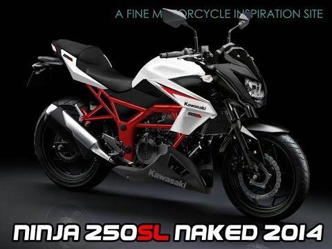 Kawasaki Z250 SL Naked Bike