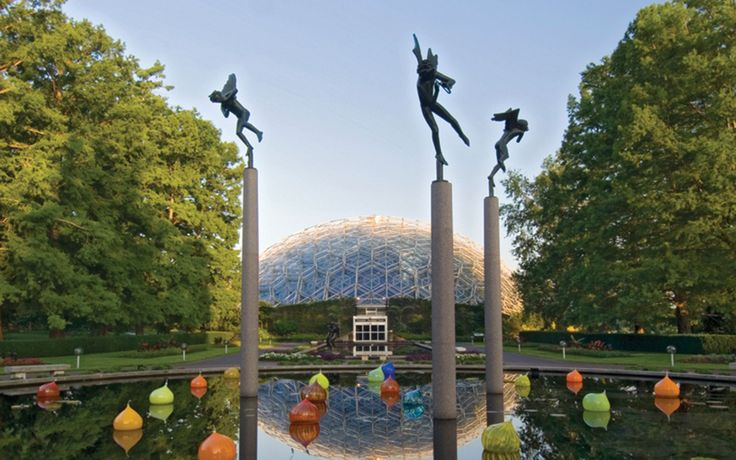 Missouri Botanical Gardens - St. Louis