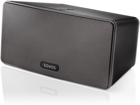 Sonos Play:3... Customer turned me on to it, excellent product