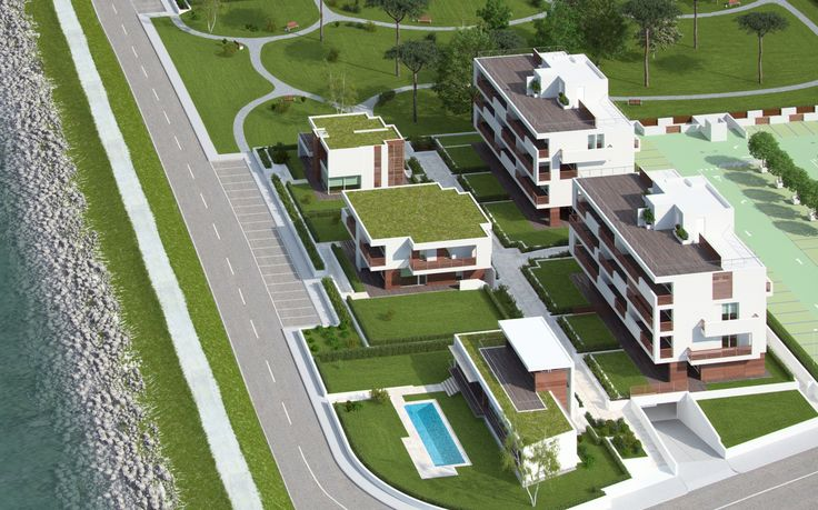#Soleis Residential Complex - West Area #Luxury #Realestate #ForSale in #Lignano Sabbiadoro #Italy #villa #house #flat #penthouse #parking