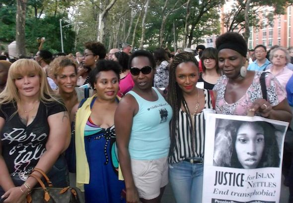 For Islan Nettles & Us: A Letter to Trans Women At Her Vigil | Janet Mock
