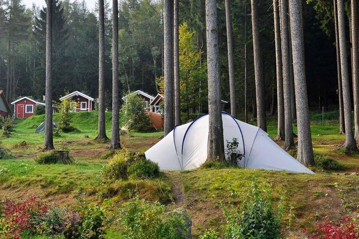 Cool Camping Deutschland Zehn sensationelle Zeltplätze