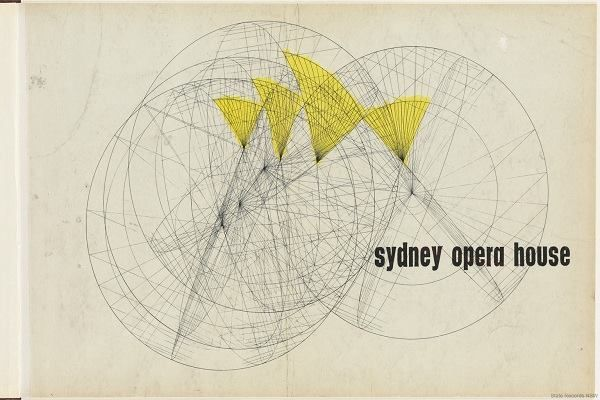 The Sydney Opera House by Jørn Utzon Celebrates Its 40th Anniversary, by Thomas de Monchaux #Architecture #Design #Article