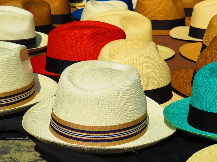 Sombrero Panama, Panama Hat, Frescura, Originalidad y Clase.