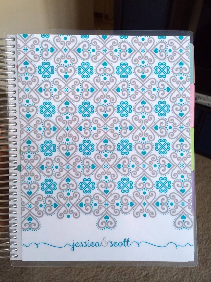 LOVE My Erin Condren Wedding Planner Use Referral Link For 10 Off Your