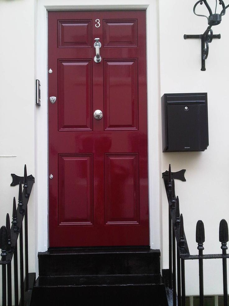 Farrow & Ball Rectory Red No. 217 Laque Brillante