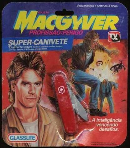 17 Best Images About Macgyver Toys Amp Collectibles 1985 On
