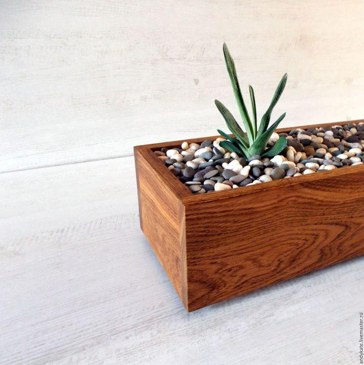 Купить Деревянный ящик из дуба - ящик, ящик для хранения, ящик из дерева, ящик деревянный