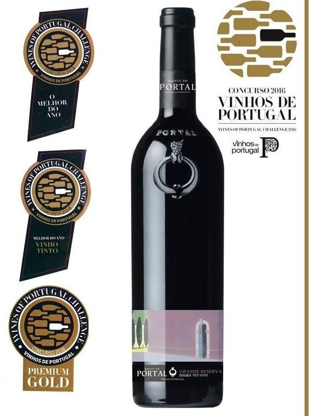 Quinta do Portal Grande Reserva 2011 Red Wine es wurde im Jahr 2016 den besten Wein des Jahres betrachtet