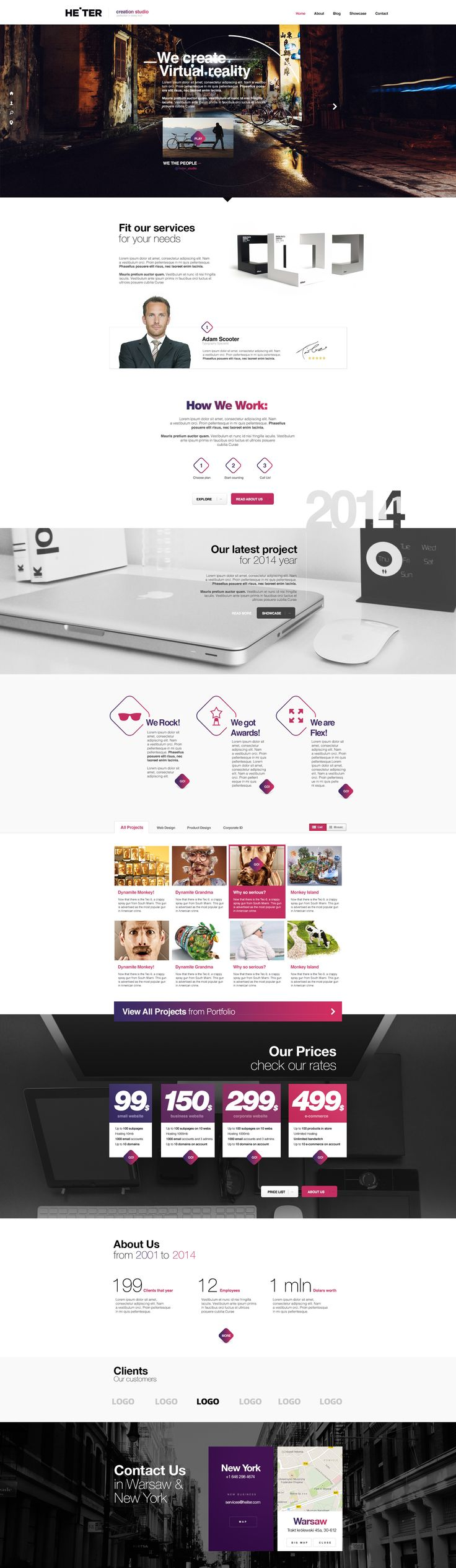 Heiter - Fresh Design. Excellent for Business (Business)